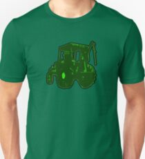 TRACTOR GREEN - no text T-Shirt