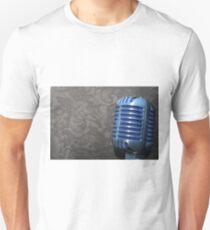 Microphone Retro T-Shirt