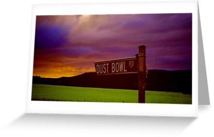 Dust Bowl Road by Penny Kittel