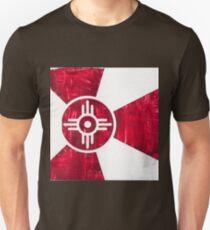 Wichita Flag - I of X Unisex T-Shirt