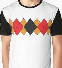 Belgium EC 1984 Away Shirt Graphic T-Shirt