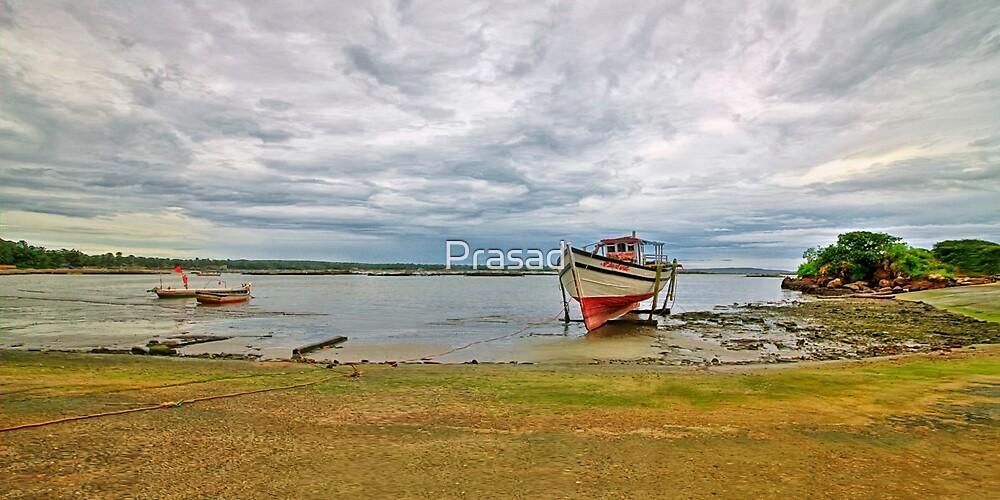 Malvan Harbor #1 by Prasad