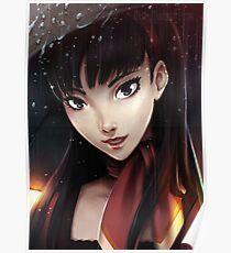 Yukiko Amagi Poster