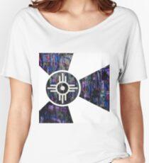 Wichita Flag II of X Women's Relaxed Fit T-Shirt