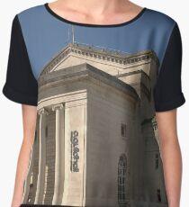 The Guildhall - Southampton Chiffon Top
