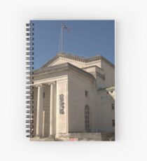 The Guildhall - Southampton Spiral Notebook