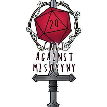 Crit Against Misogyny  by ShadoCanary