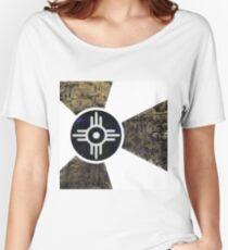 Wichita Flag III of X Women's Relaxed Fit T-Shirt