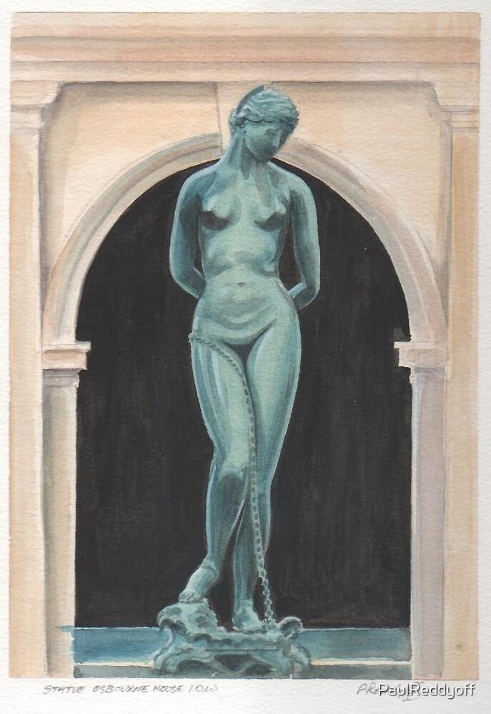 Statue, Osborne House. by PaulReddyoff