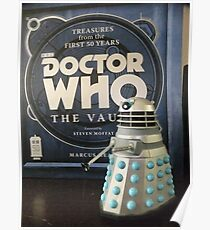 Doctor Who Book & Dalek Poster