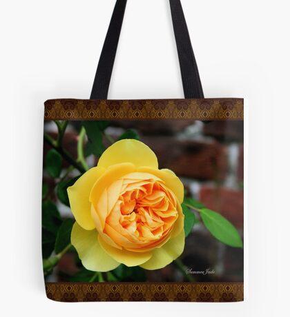 Yellow Rose ~ Symbol of Friendship Tote Bag