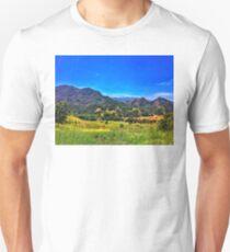 Malibu Mountains 4/23/17 #1 Unisex T-Shirt