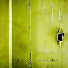 Socket in Green by David Librach - DL Photography -
