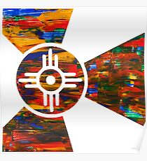 Wichita Flag - X of X Poster