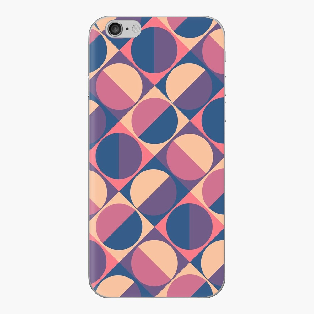 Sunset Retro  iPhone Skin
