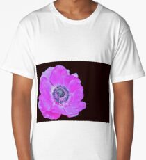 anemone flower Long T-Shirt