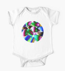 Psychedelic Candy One Piece - Short Sleeve