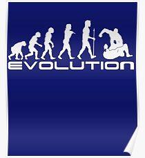 MMA Evolution Poster