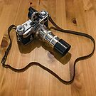 Pre-War Contax by BRogers