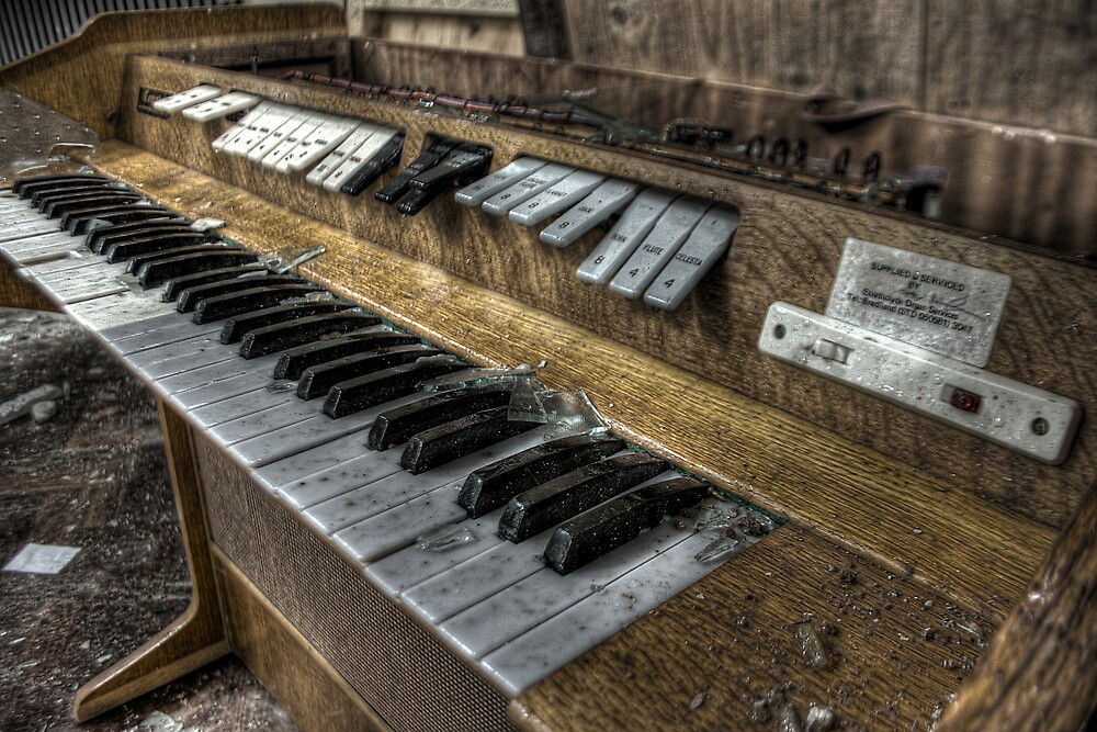 Organ by Richard Shepherd