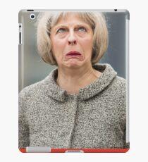 Theresa MAY T-Shirt iPad-Hülle & Skin