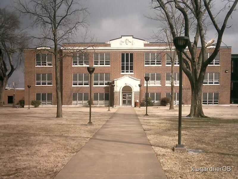 Shipley Hall by kwgardner08