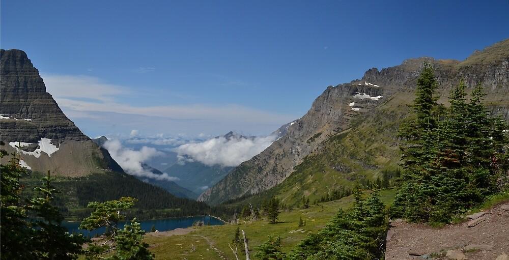Hidden Lake - Glacier National Park by williamwj