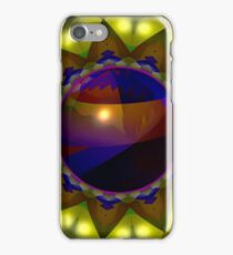 Bowl in the hole iPhone Case/Skin