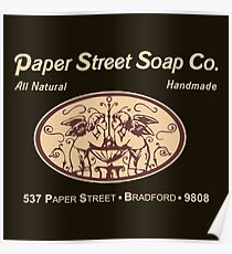 Paper Street Soap Co. Poster