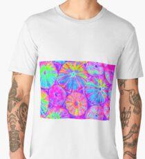 Psychedelic Urchins Men's Premium T-Shirt