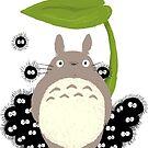 Totoro v.2 by huguette-v