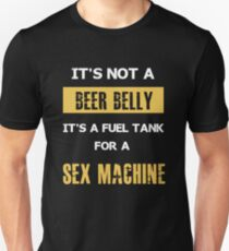 Fuel Tank Unisex T-Shirt