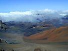 Another Haleakala View by Cathy Jones