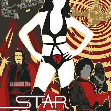 Star Crash - Stars in a duel by Karl-der-Tolle