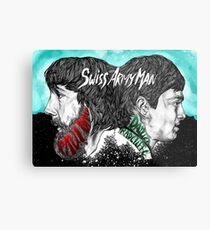 Swiss Army Man  Metal Print