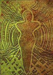 Old School Goddess by Firebane