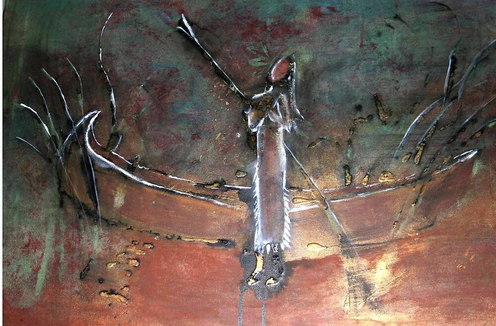 Meherrin Canoe by Courtney  Faison