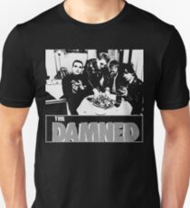 The Damned - 'Dinner Blaster' T-Shirt