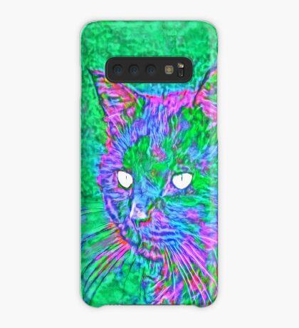 Ninja Cat, Predator Case/Skin for Samsung Galaxy