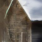 Barn, Underhill Center, Vermont by Chet Scerra