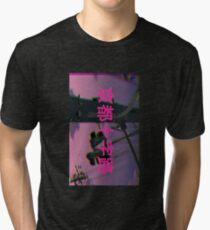 Street Night Tri-blend T-Shirt