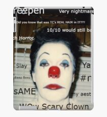Such Pennywise Wow Very IT Much Horror  iPad Case/Skin
