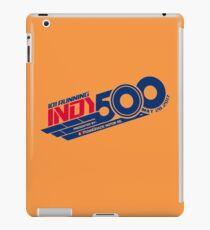 fernando alonso indy 500 Logo iPad Case/Skin