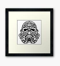 Viking Stormtrooper Framed Print