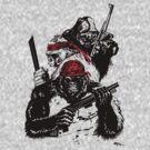 Guerrilla Gorillas by Paramo