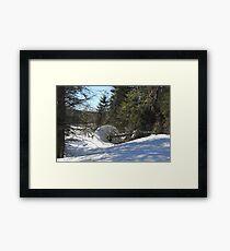 Only River Framed Print