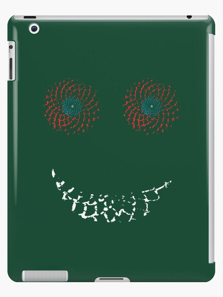 Psychedelic Smiley  by Brett Muller
