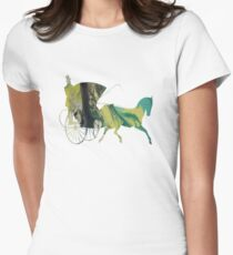 Carriage Womens Fitted T-Shirt
