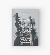 Sherlock - Angels Hardcover Journal
