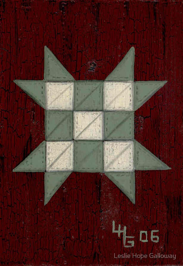 Quilts and Middles by Leslie Hope Galloway
